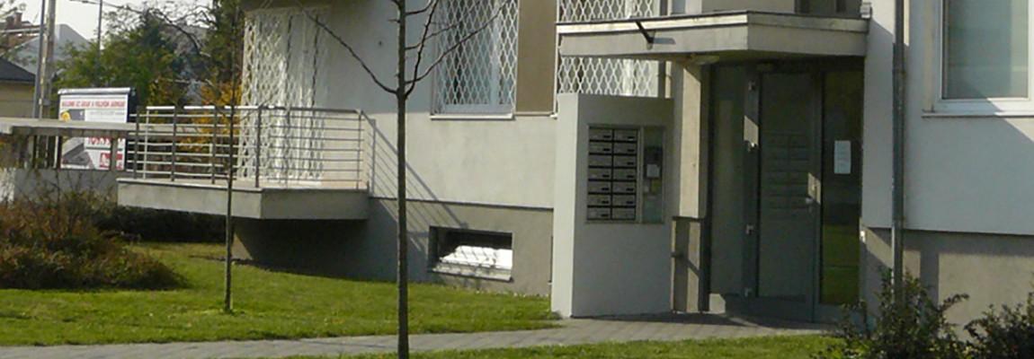 Paskál Lakópark L200-as tömb